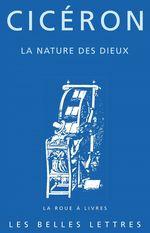 Vente EBooks : La Nature des dieux  - CICERON