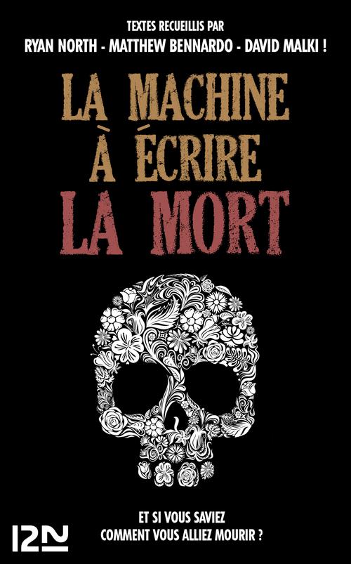 La machine à écrire la mort