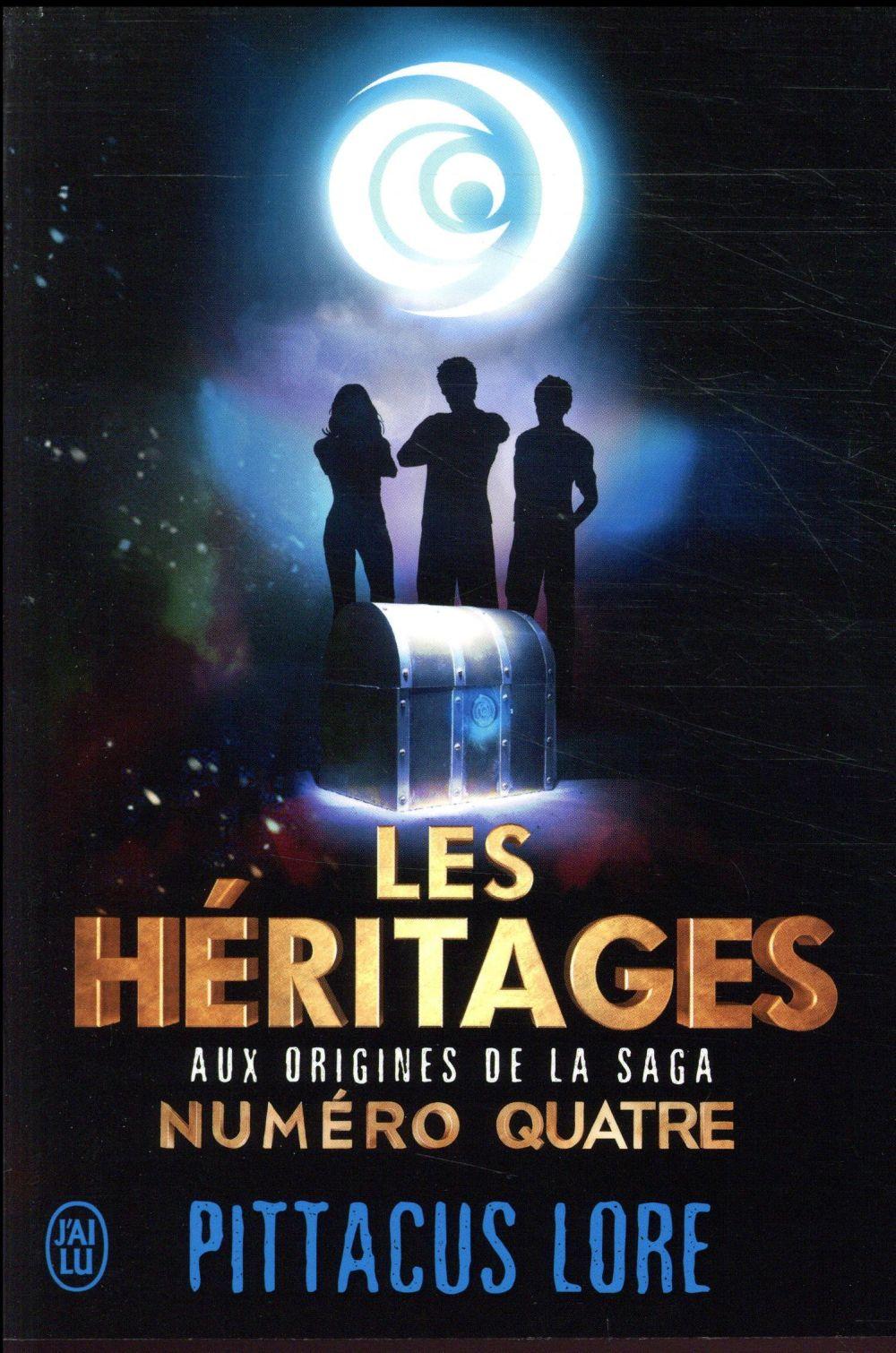 Les héritages aux origines de la saga numéro quatre
