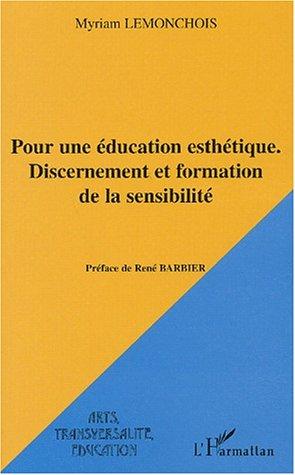 Pour une éducation esthétique