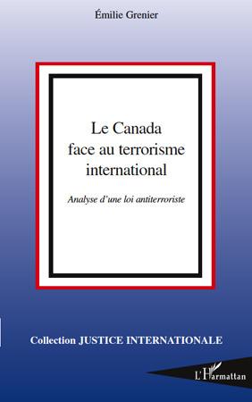Le Canada face au terrorisme international