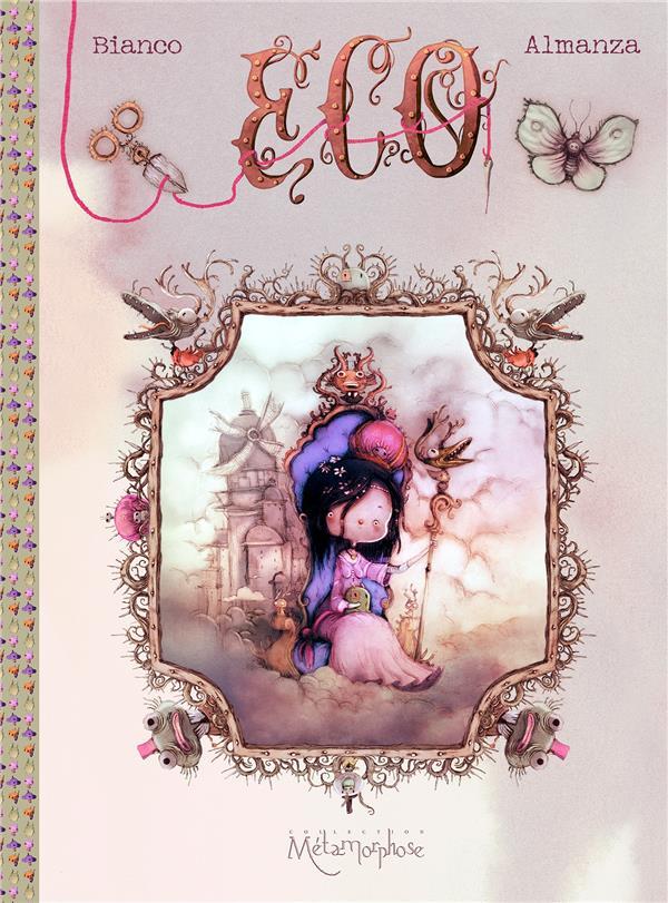 Eco t.3 ; la princesse des nuages