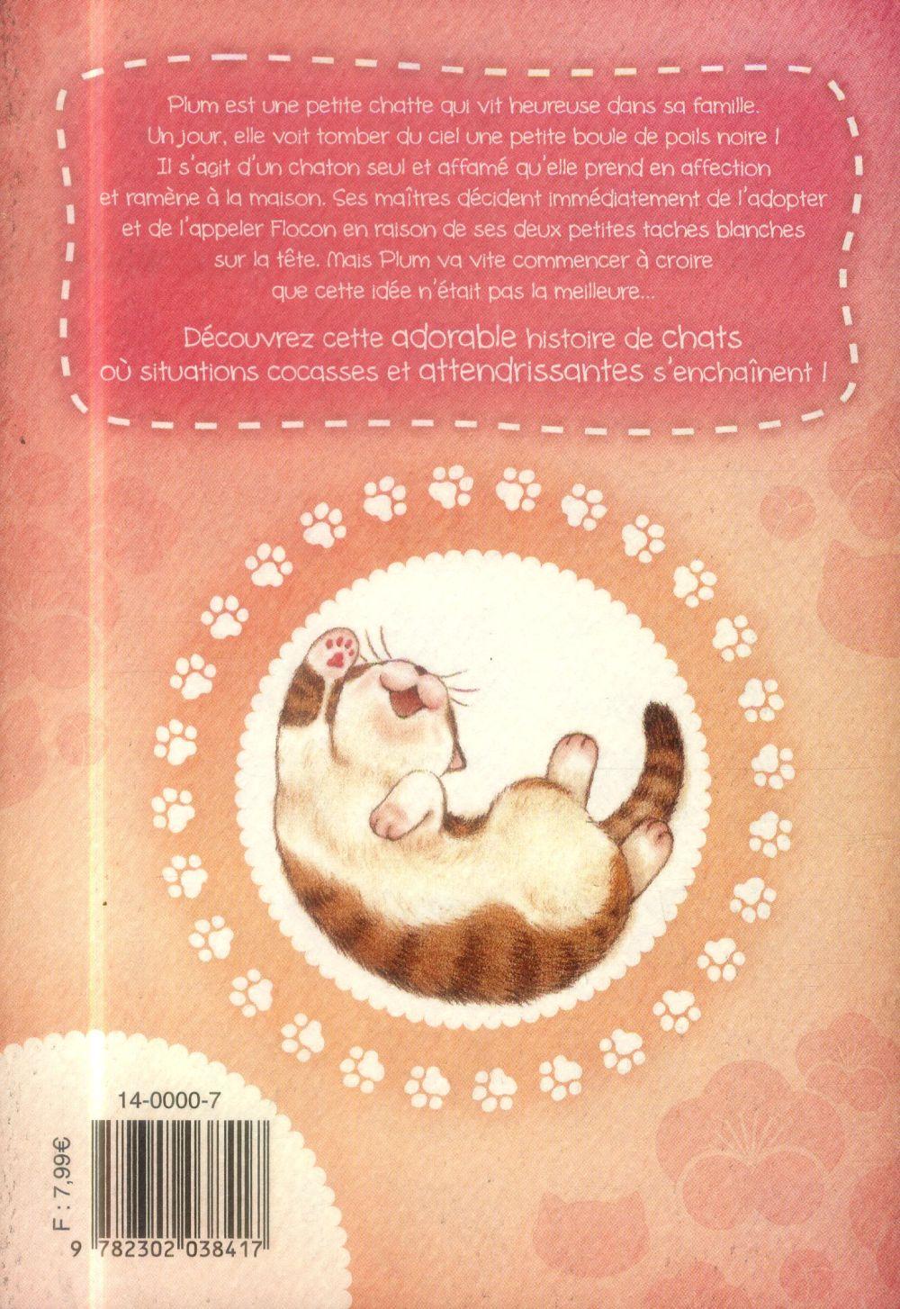Plum, un amour de chat t.2