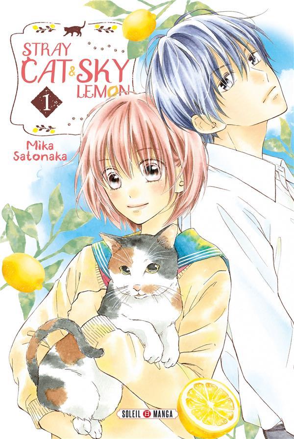 Stray Cat & Sky Lemon t.1
