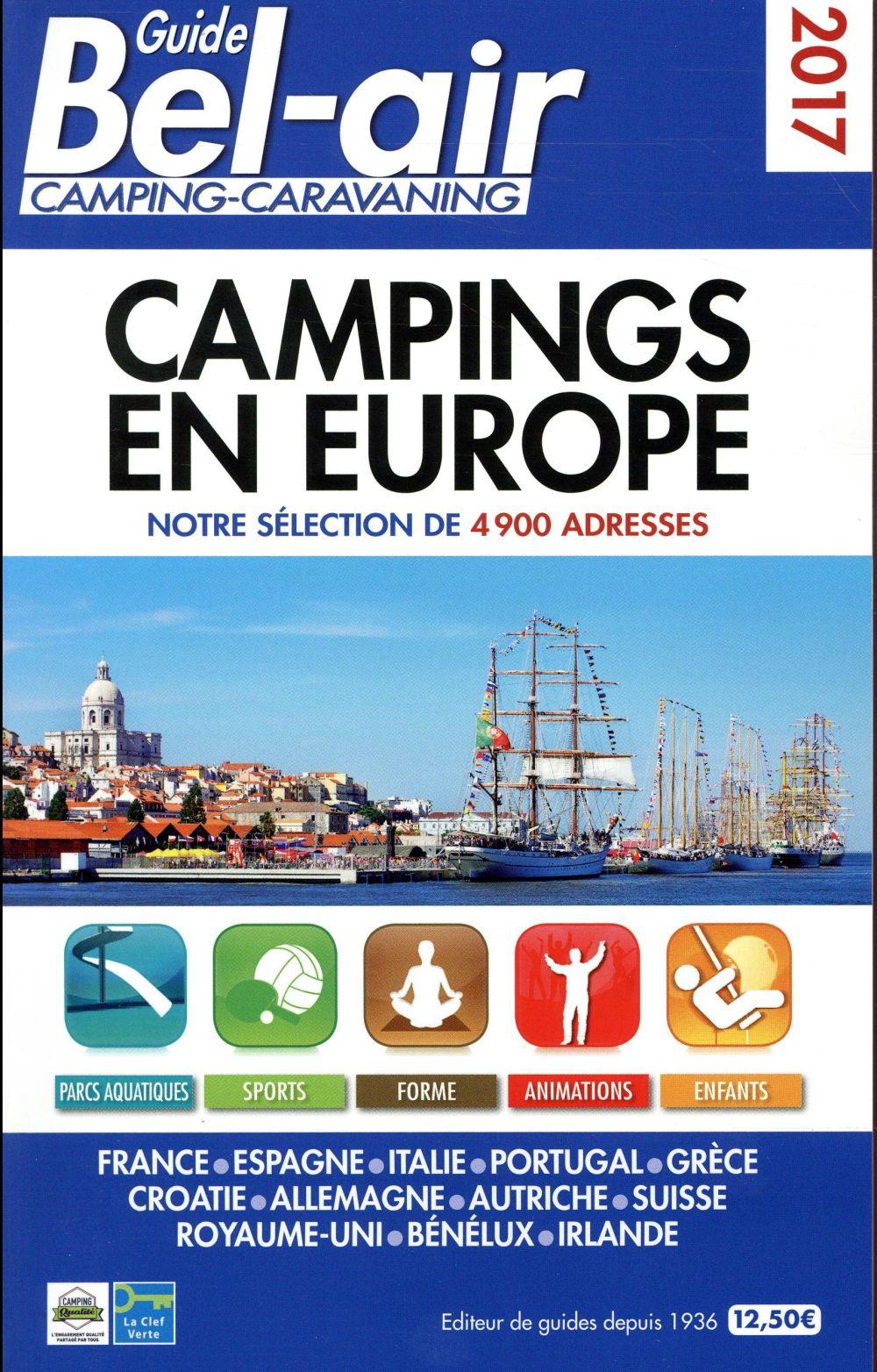Campings en Europe