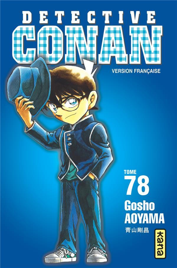 Detective Conan T.78