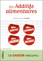 Vente Livre Numérique : Les additifs alimentaires  - Marie-Laure André