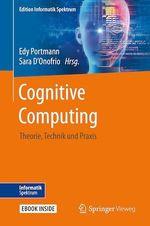 Cognitive Computing  - Edy Portmann - Sara D'Onofrio
