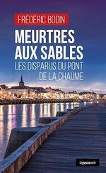 Vente Livre Numérique : Meurtres aux Sables  - Frédéric Bodin