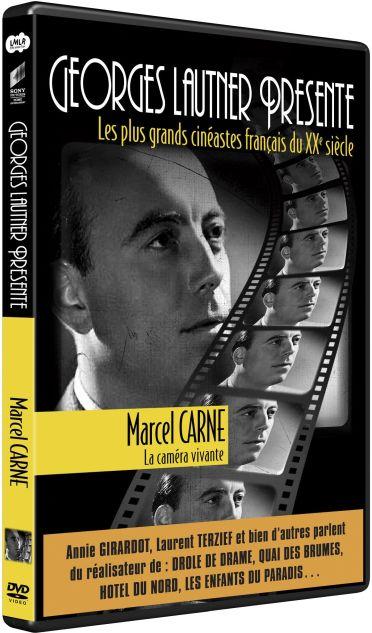 Georges Lautner présente les plus grands cinéastes français du XXe siècle - Marcel Carné, la caméra vivante