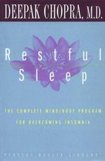 Vente Livre Numérique : Restful Sleep  - Deepak Chopra