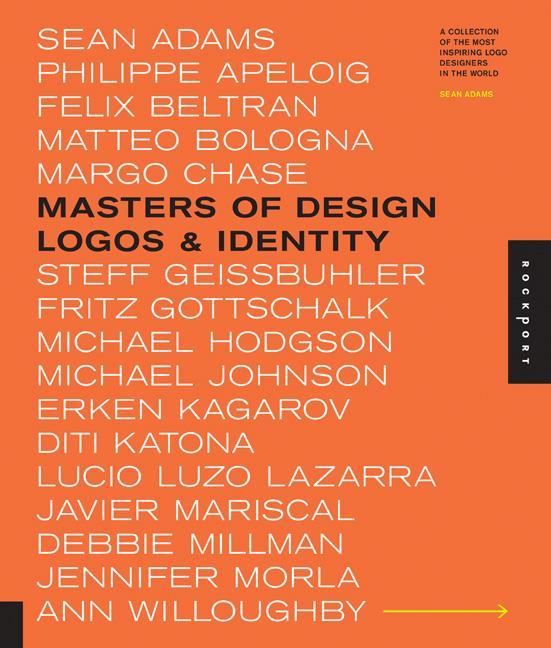 Masters of design ; logos & identity