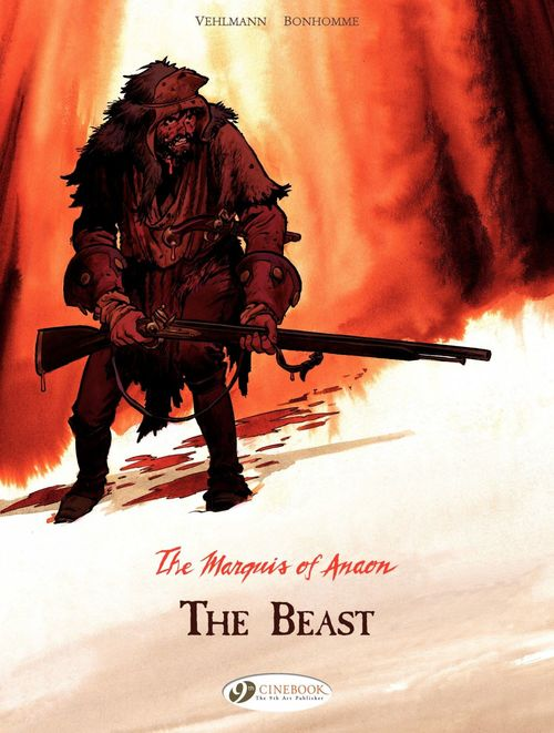 the marquis of Anaon t.4 ; the beast