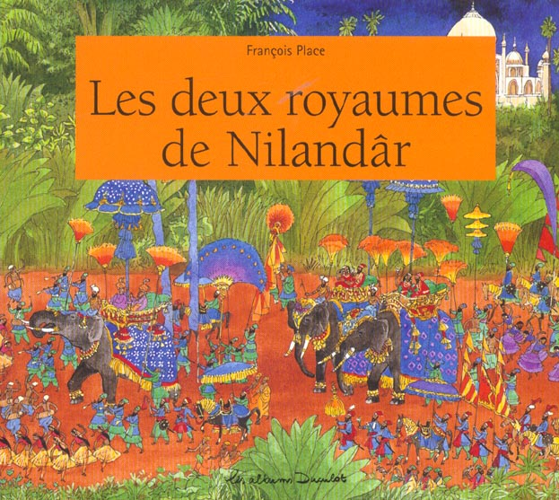 Les deux royaumes de nilandar