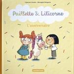 Vente Livre Numérique : Paillette et Lilicorne (Tome 2) - L'anniversaire  - Capucine Lewalle