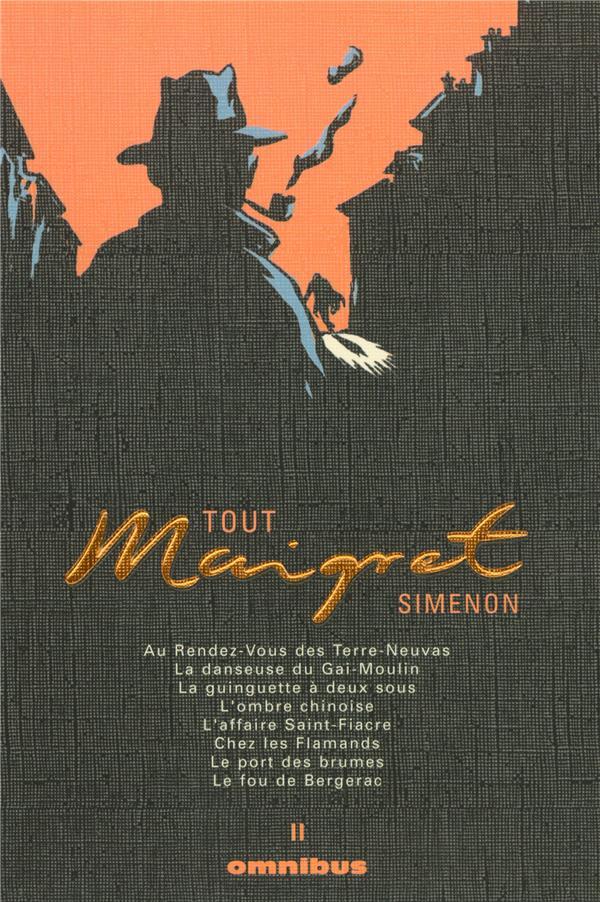 Tout Maigret t.2
