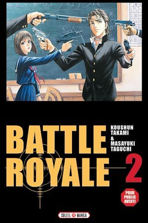 Vente EBooks : Battle Royale T.2  - Koushun Takami