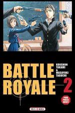 Vente EBooks : Battle Royale T02  - Koushun Takami