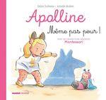 Vente EBooks : Apolline ; même pas peur !  - Didier Dufresne - Sophie Cazenave Chevalier