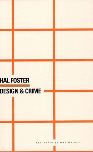 Design et crime