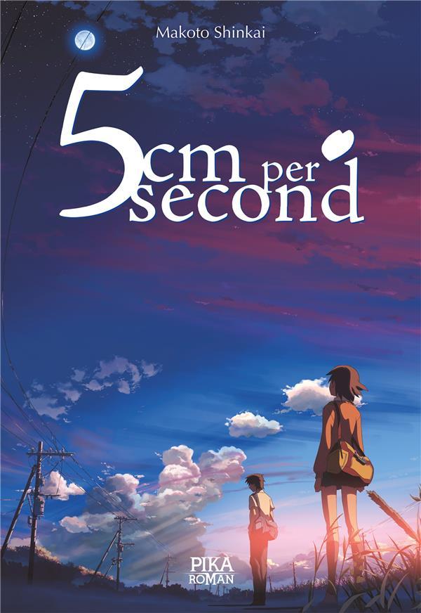 5cm per second T.1