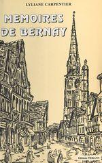 Mémoires de Bernay