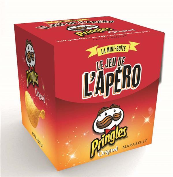 La mini-boîte ; Pringles ; l'original