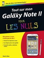 Vente Livre Numérique : Tout sur mon Samsung Galaxy Note II pour les nuls  - Henri Lilen