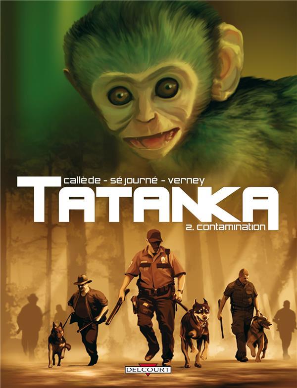 tatanka t.2 ; contamination