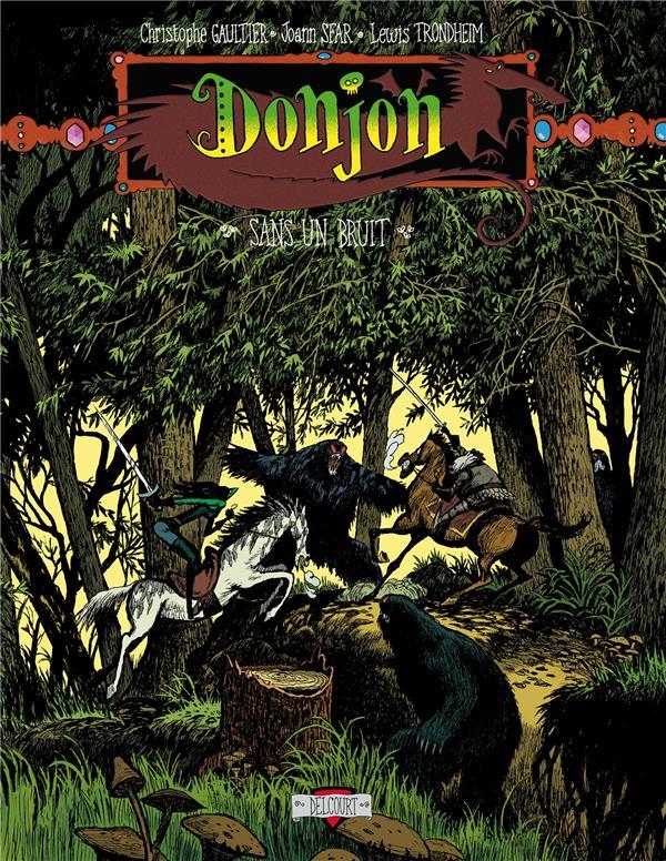Donjon Potron-Minet T.5 ; -83 ; sans un bruit