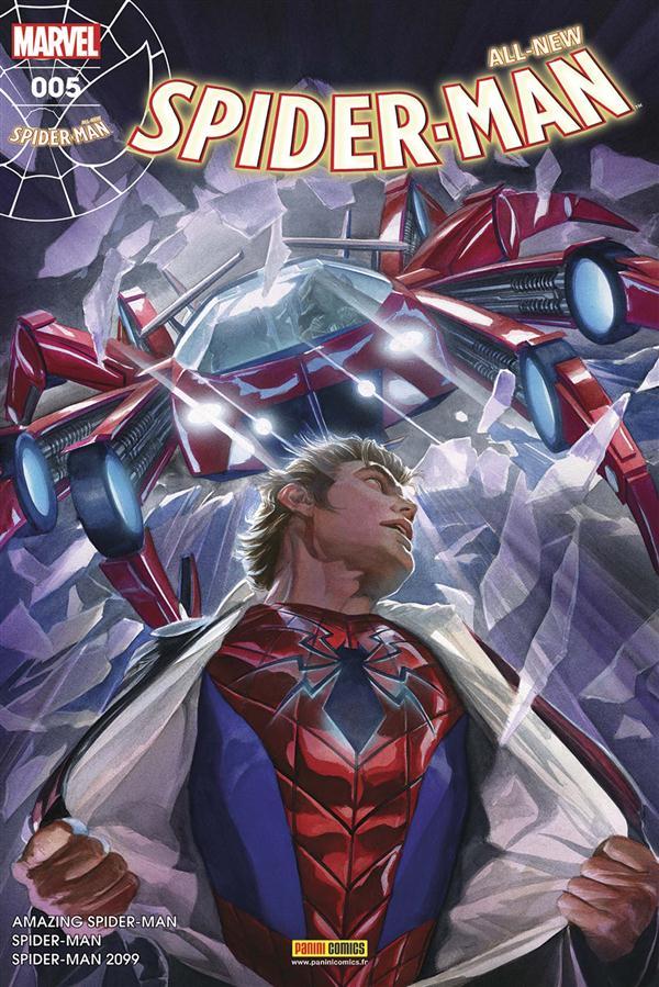 XXX - ALL-NEW SPIDER-MAN N  5