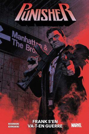 Punisher T.1 ; Frank s'en va-t-en guerre