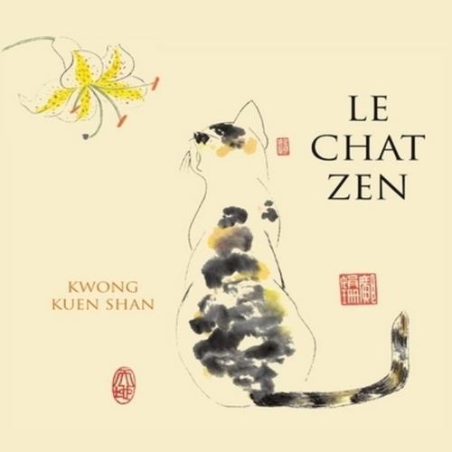 Le chat zen