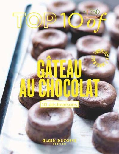 Top 10 of gâteau au chocolat