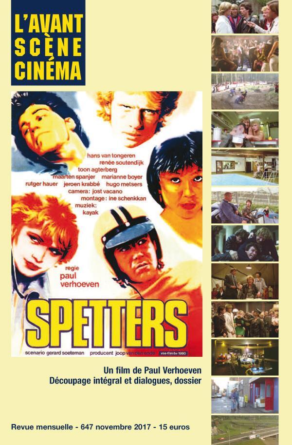 L'avant-scene cinema n.647 ; spetters, de paul verhoeven