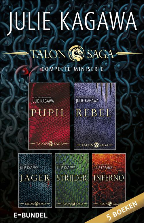Talon saga - Julie Kagawa - ebook