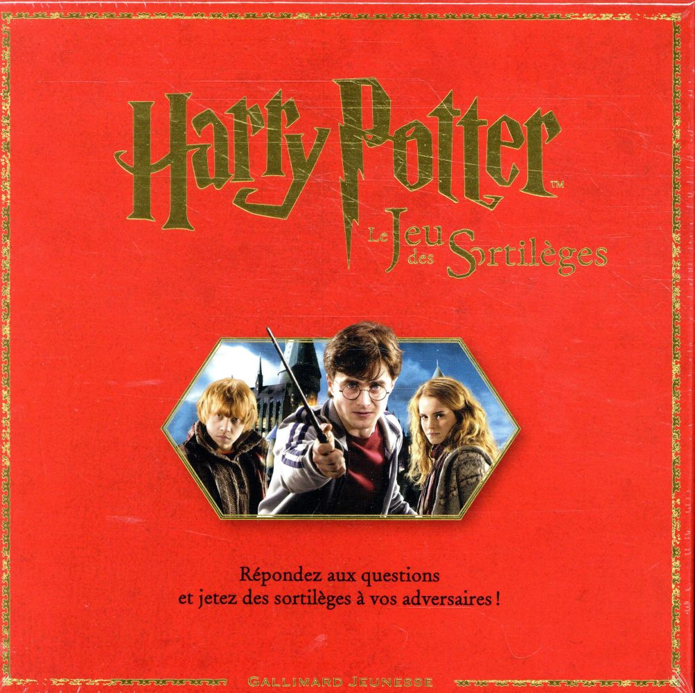 Harry Potter ; le jeu des sortilèges