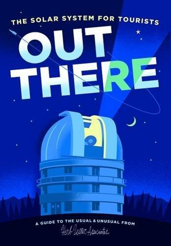 Out there: a guide to the solar system (folded map)