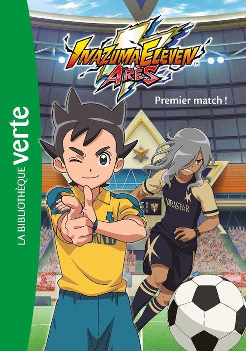 Inazuma Eleven 01 - Premier match !