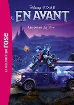 Vente Livre Numérique : Bibliothèque Disney - En avant - Le roman du film  - Walt Disney