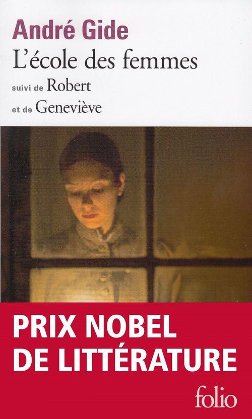 L'école des femmes ; Robert ; Geneviève
