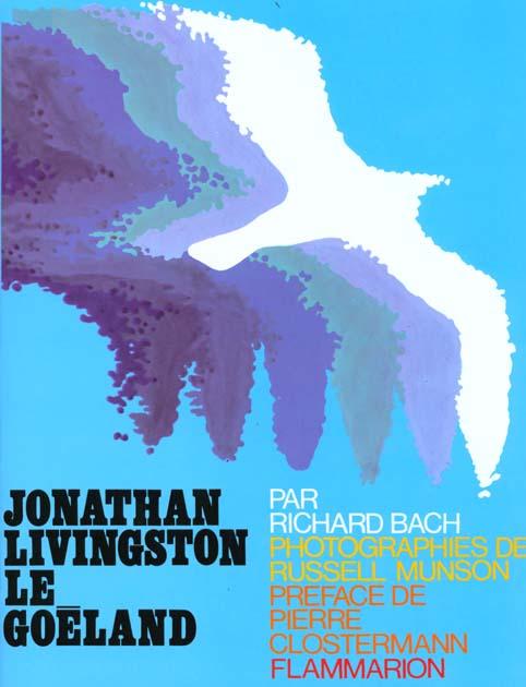 Jonathan le goeland edition brochee