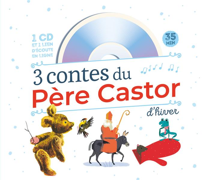 3 contes d'hiver du Père Castor