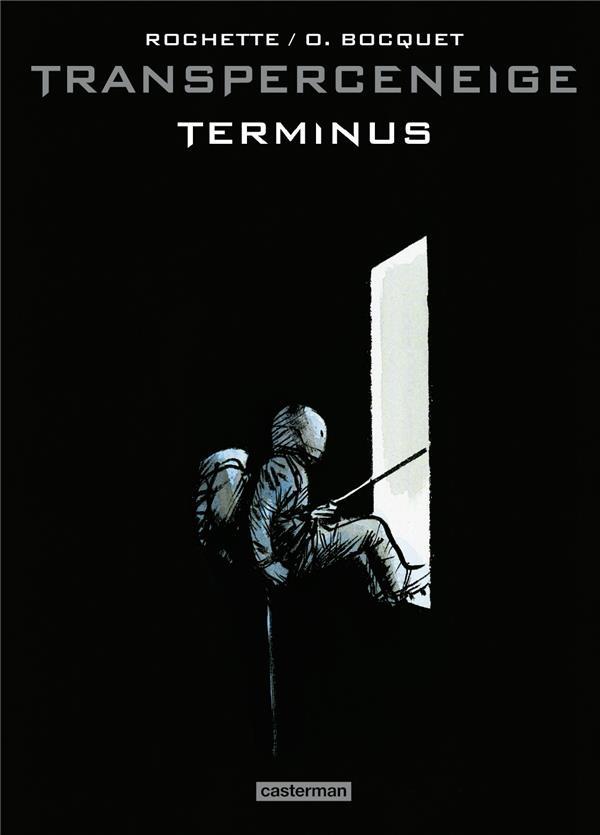 Transperceneige ; terminus