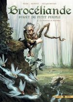 Vente Livre Numérique : Brocéliande T01  - Olivier Peru