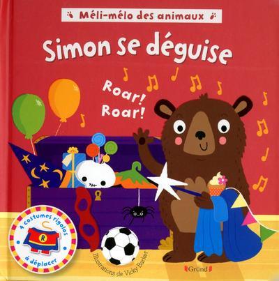Méli-mélo des animaux ; Simon se déguise
