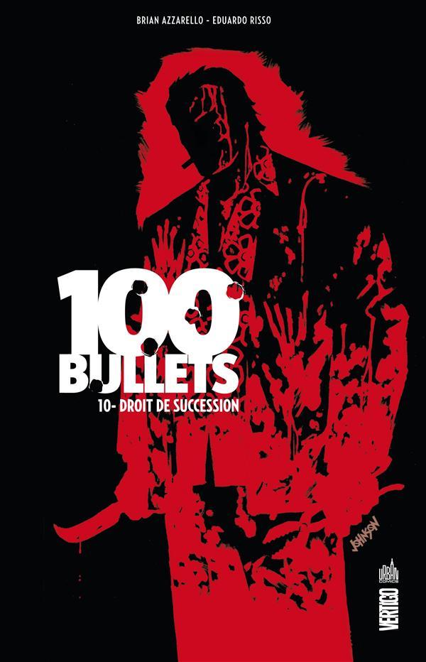 100 bullets t.10 ; droit de succession