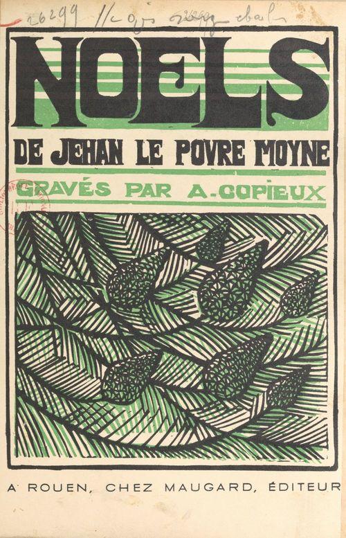 Noëls  - Jehan Le Povre Moyne