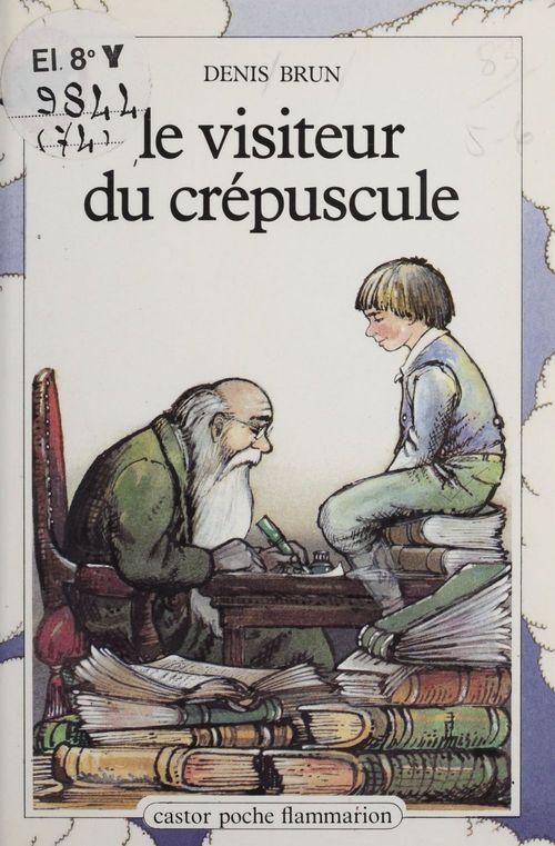 Vente EBooks : Le Visiteur du crépuscule  - Gérard Franquin  - Denis Brun