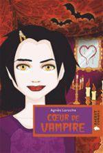 Vente Livre Numérique : Coeur de vampire  - Agnès Laroche